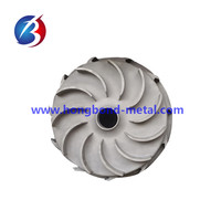 Pump parts _ pump impeller _vacuum pump impeller 11