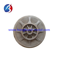 Impeller of vacuum pump-08