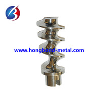Food machinery _ meat grinder accessories _ meat grinder screw 01